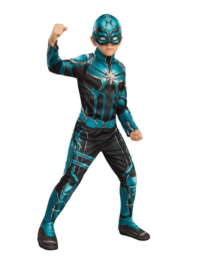 Yon Rogg Captain Marvel: Large | Apparel