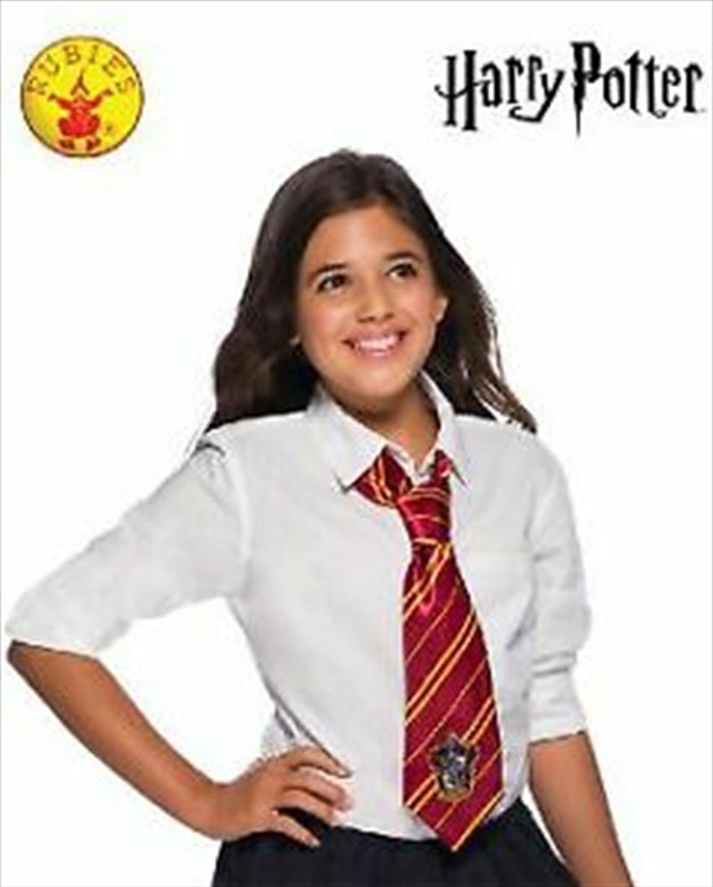 Harry Potter Gryffindor Tie | Apparel