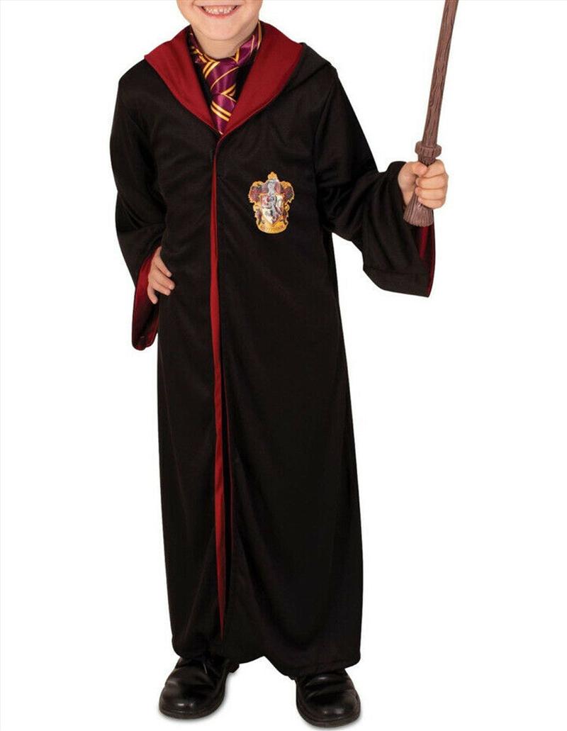 Gryffindor Child Robe: Size 6+ | Apparel