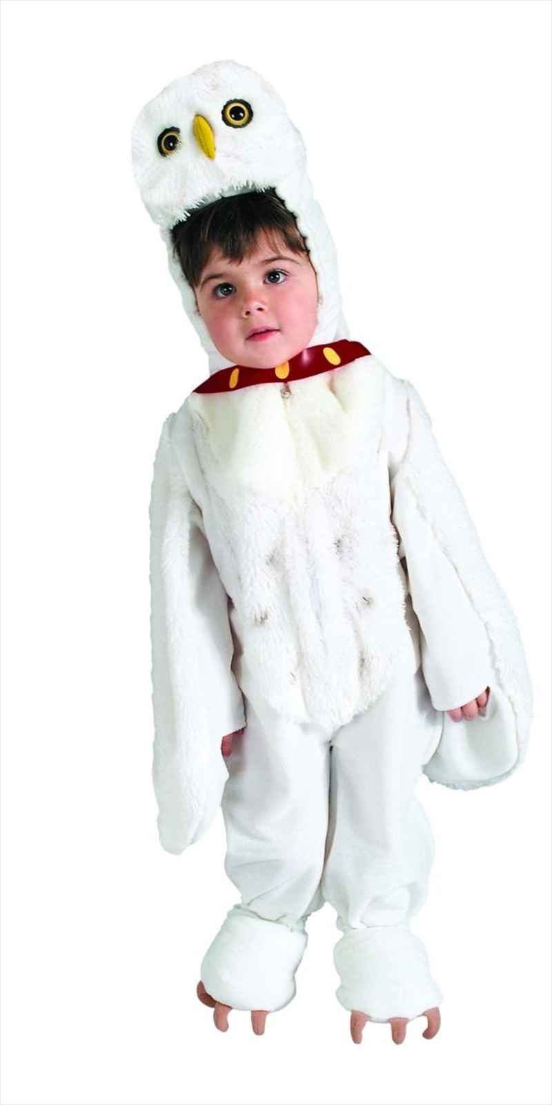 Hedwig The Owl Deluxe Costume: Small | Apparel