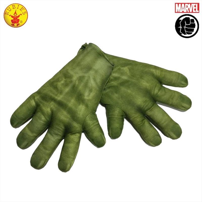 Hulk Avengers 4 Gloves | Apparel