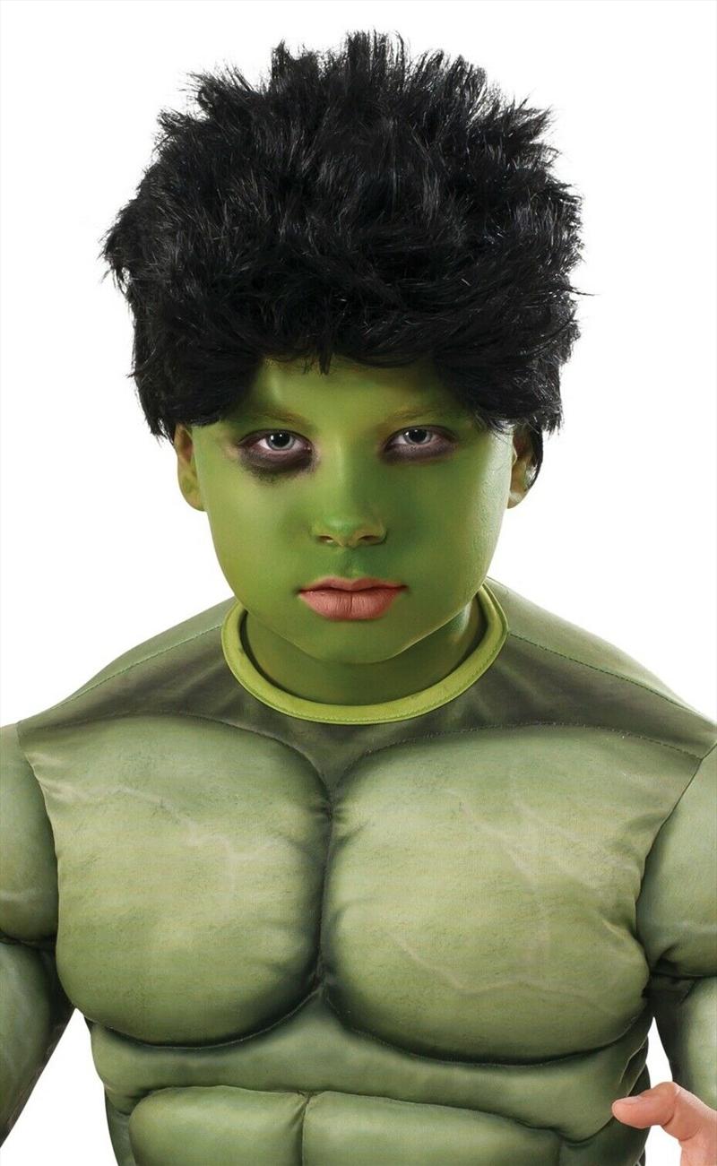 Hulk Wig: Child | Apparel