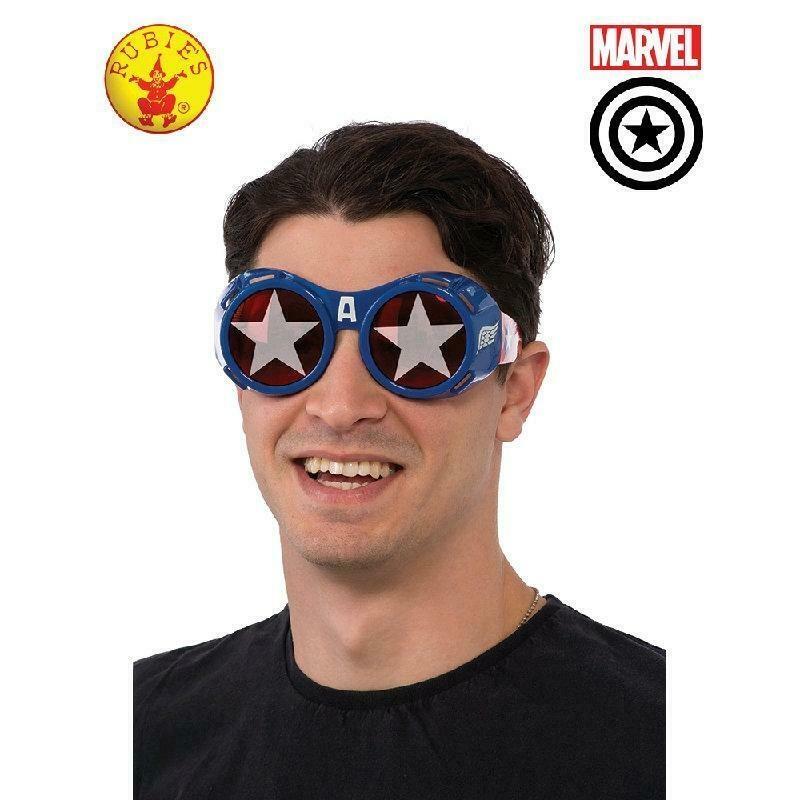 Captain America Goggles | Apparel