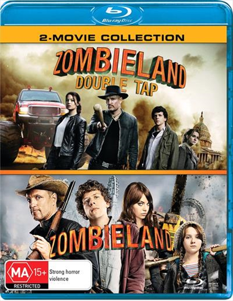 Zombieland / Zombieland - Double Tap | Double Pack | Blu-ray
