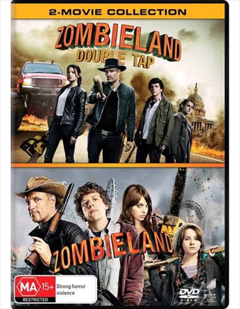 Zombieland / Zombieland - Double Tap | Double Pack | DVD