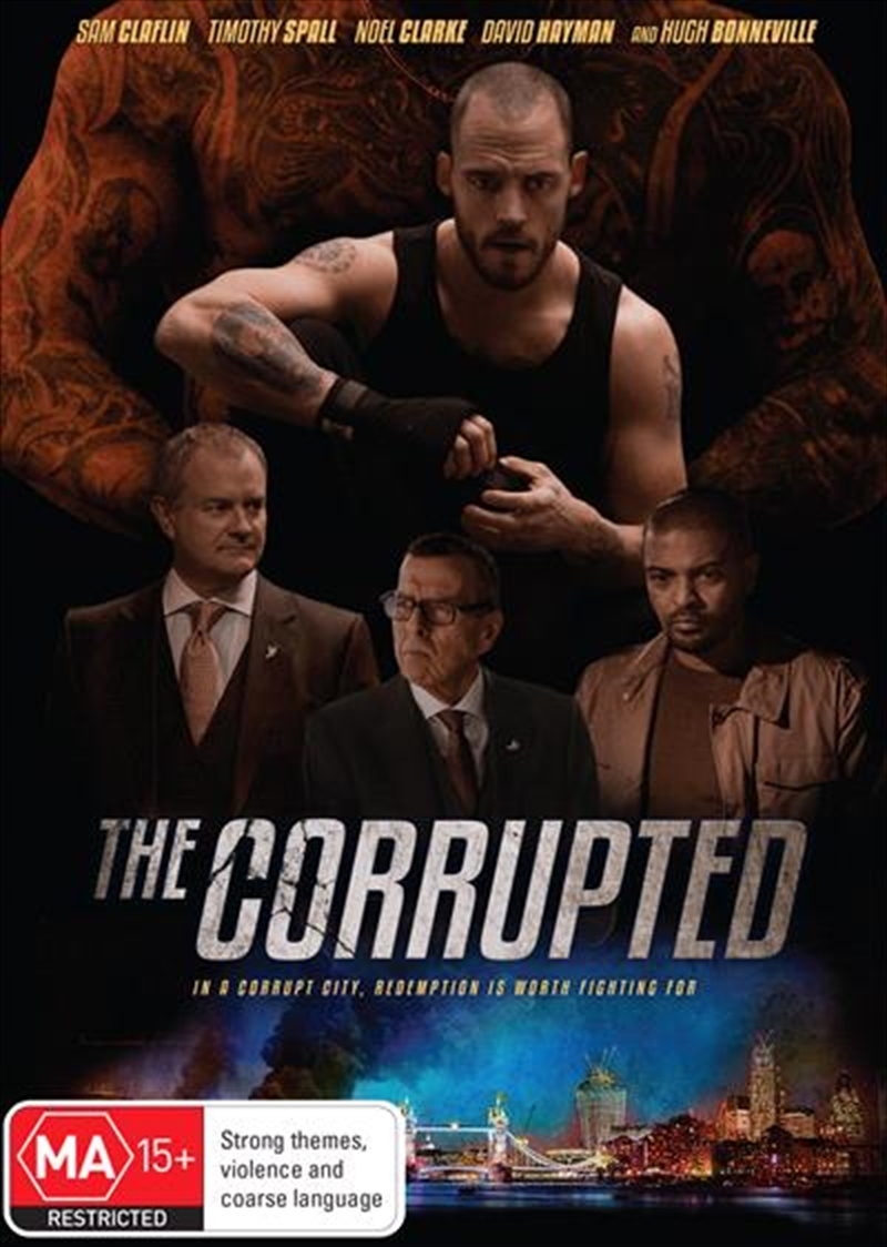 Corrupted, The | DVD