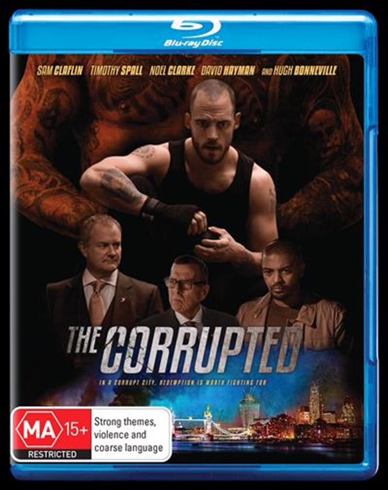 Corrupted, The | Blu-ray