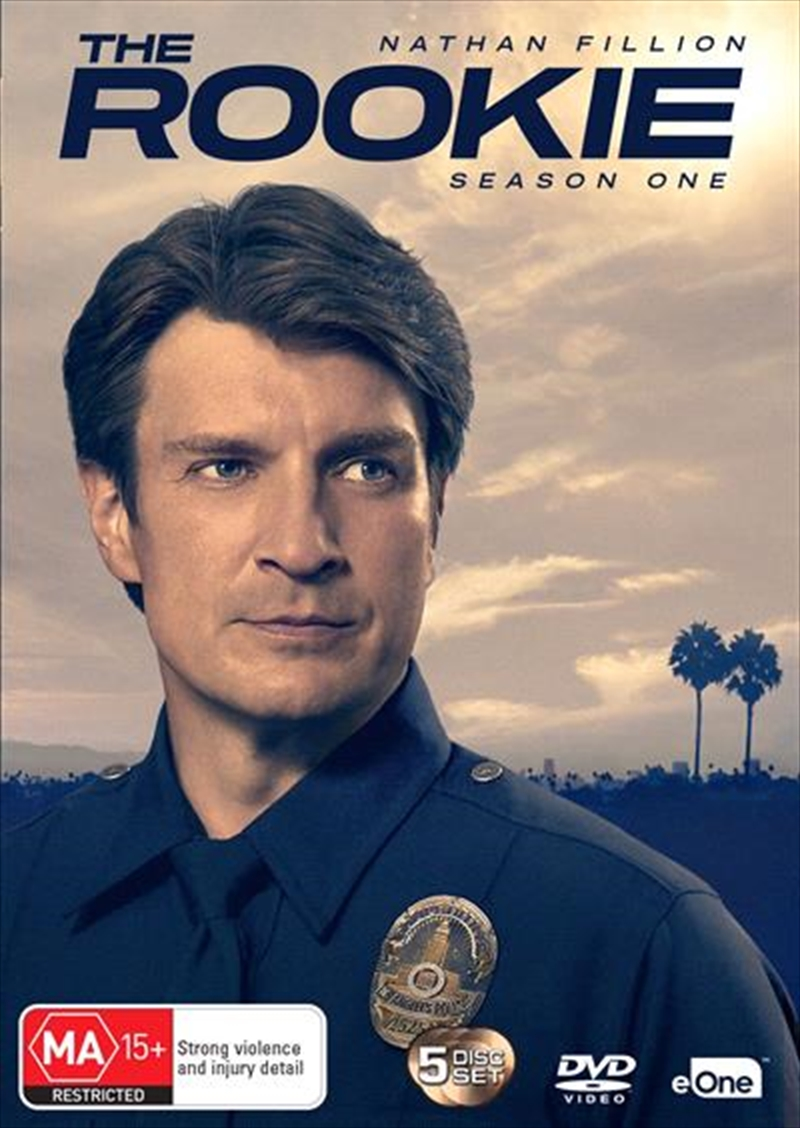 Rookie - Season 1, The | DVD