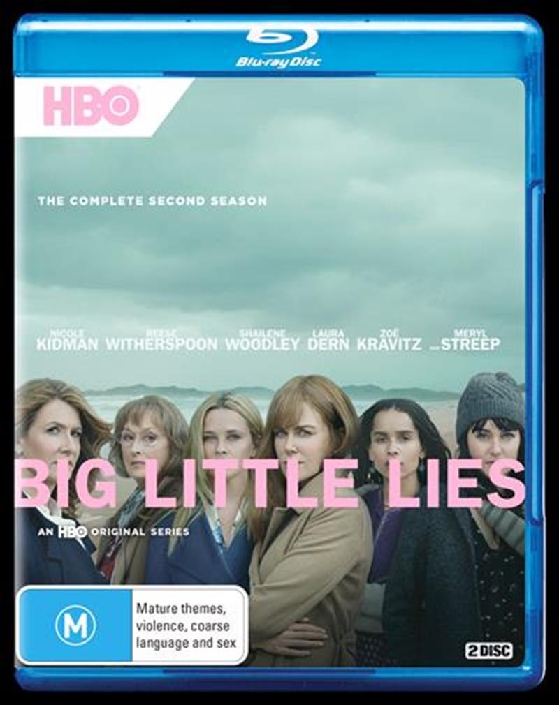 Big Little Lies - Season 2 | Blu-ray