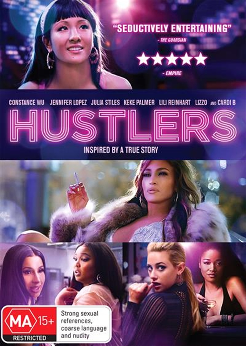Hustlers | DVD