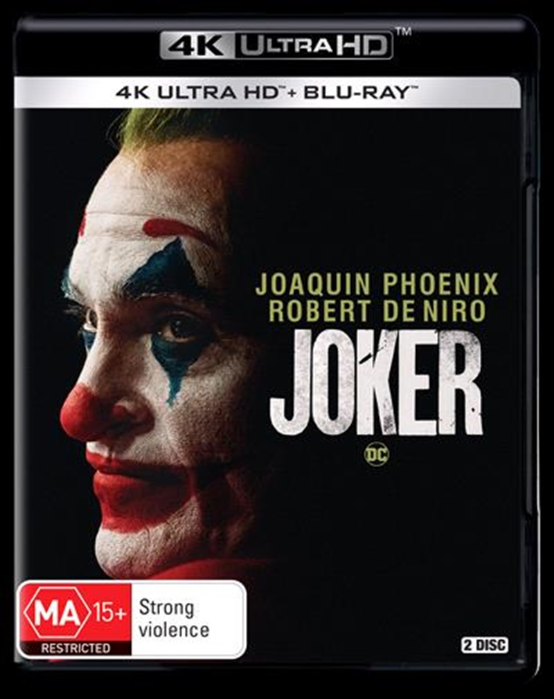 Joker | Blu-ray + UHD | UHD