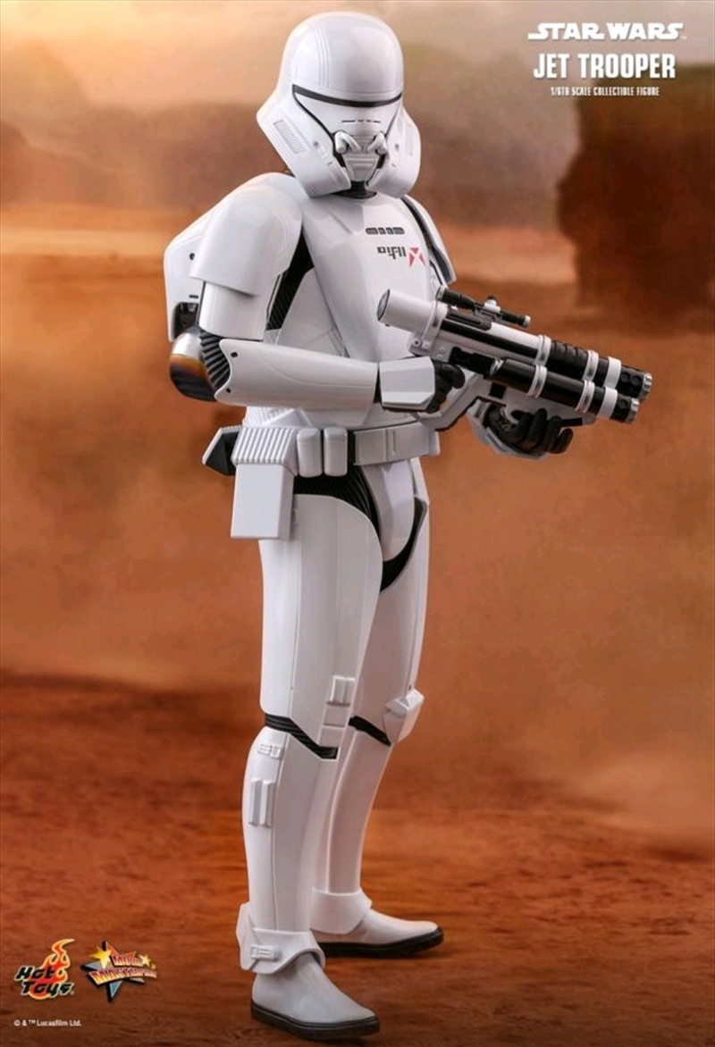 "Star Wars - Jet Trooper Episode IX Rise of Skywalker 1:6 Scale 12"" Action Figure 