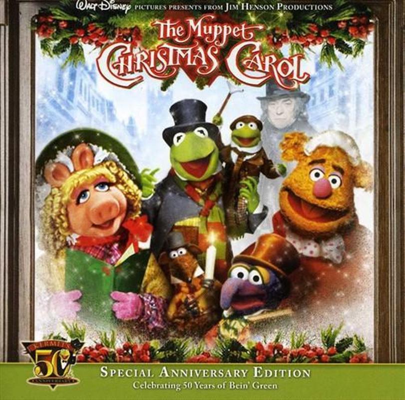 Muppets Christmas Carol   CD
