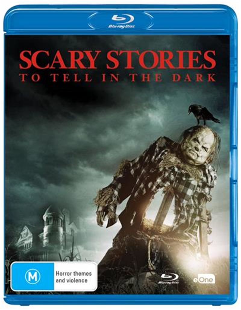Scary Stories To Tell In The Dark | Blu-ray