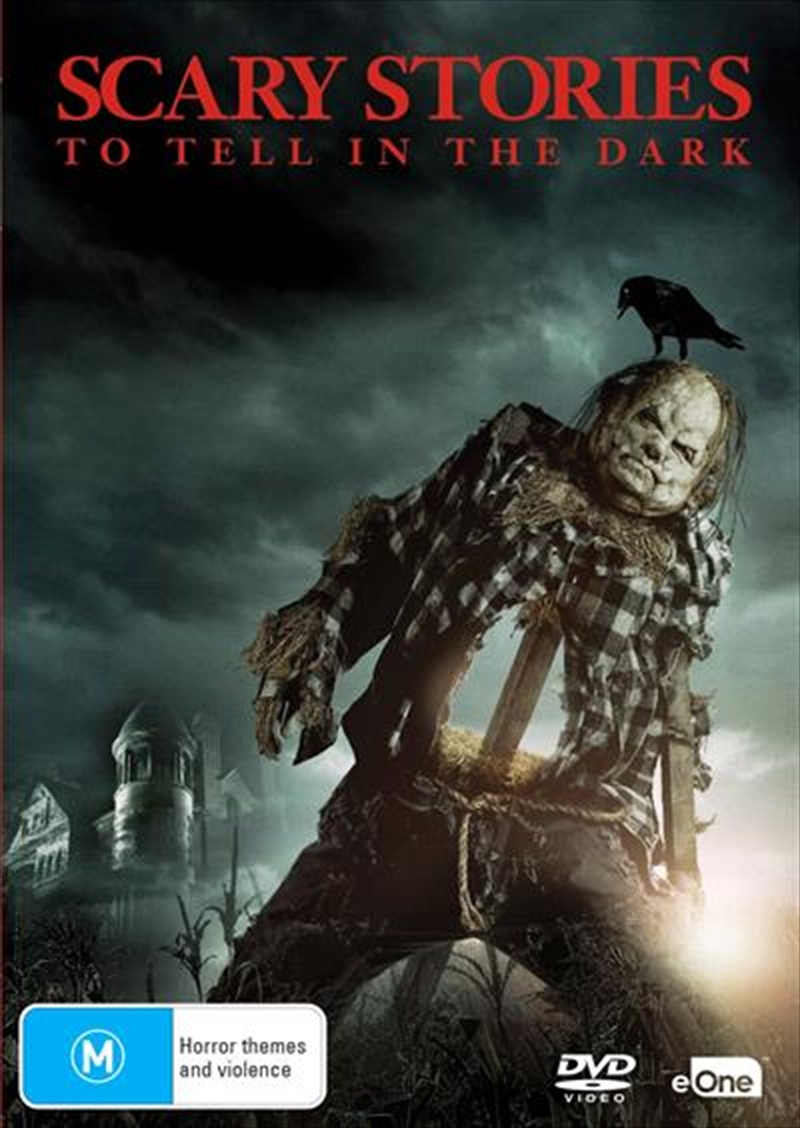 Scary Stories To Tell In The Dark | DVD