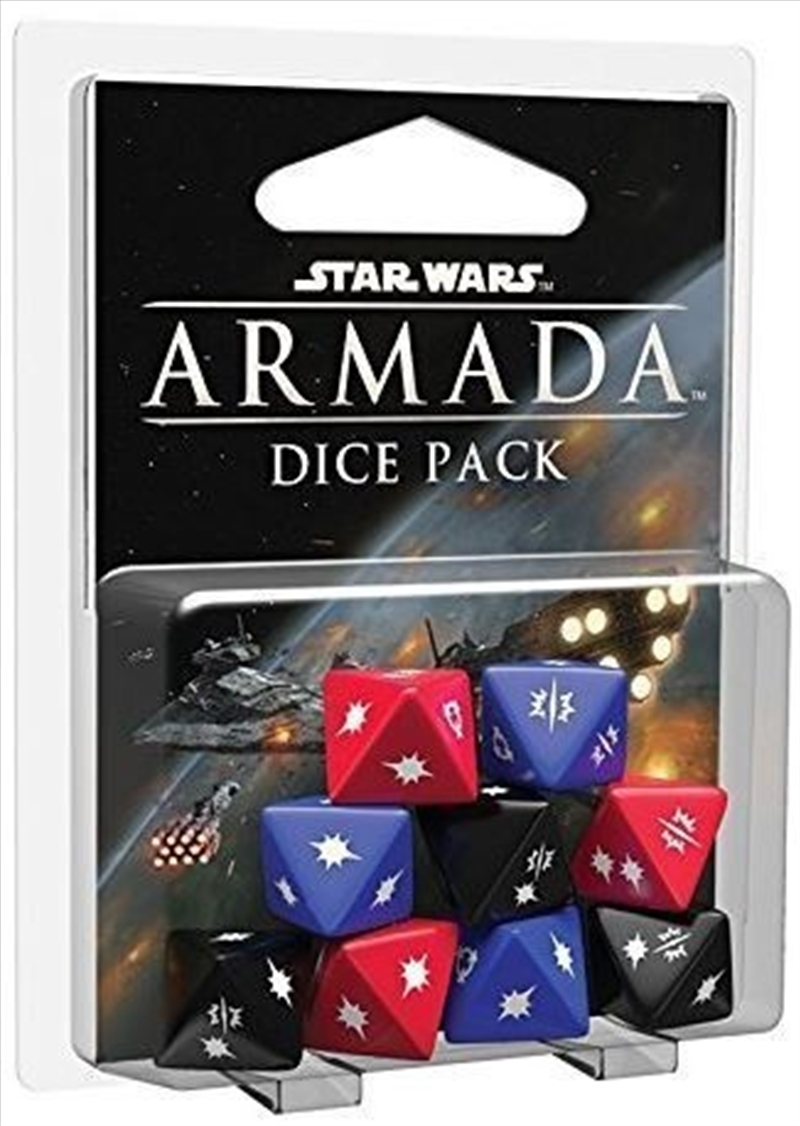 Star Wars Armada Dice Pack | Merchandise