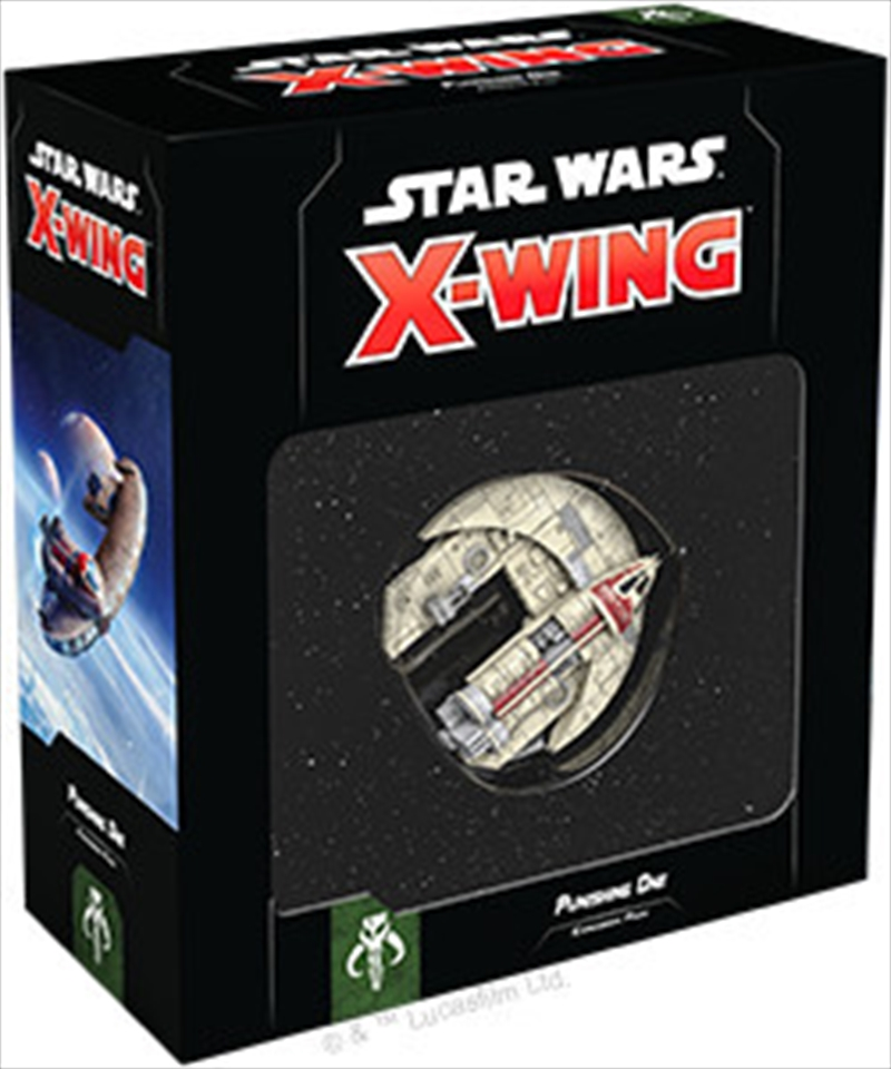 Star Wars X-Wing 2nd Edition Punishing One | Merchandise