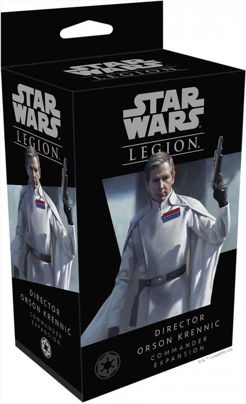 Star Wars Legion Director Orson Krennic Commander Expansion | Merchandise