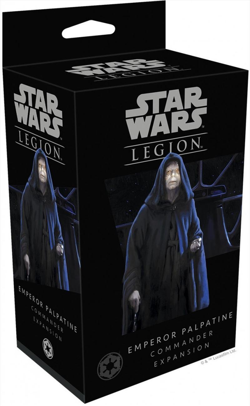 Star Wars Legion Emperor Palpatine Commander Expansion | Merchandise