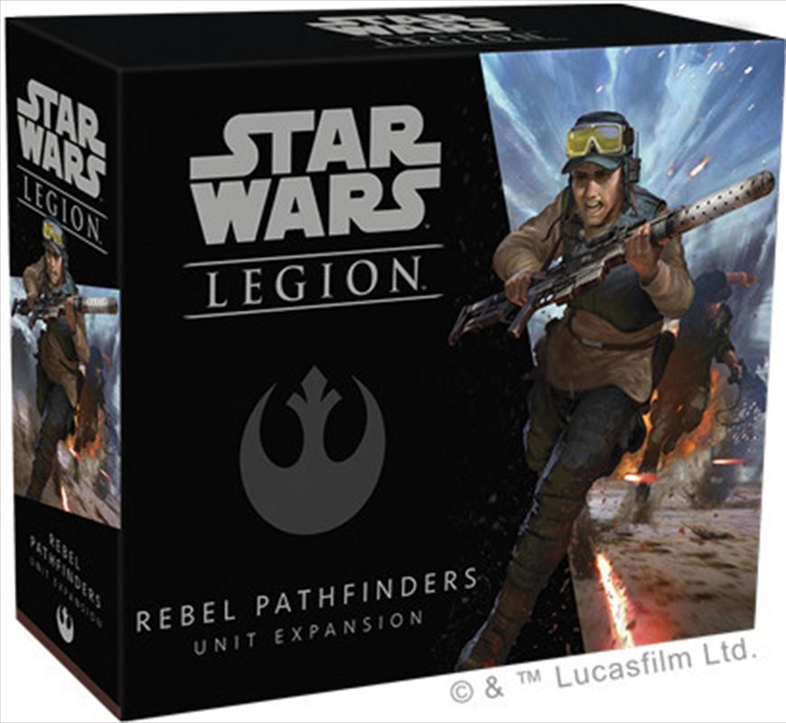 Star Wars Legion Rebel Pathfinders Unit Expansion | Merchandise