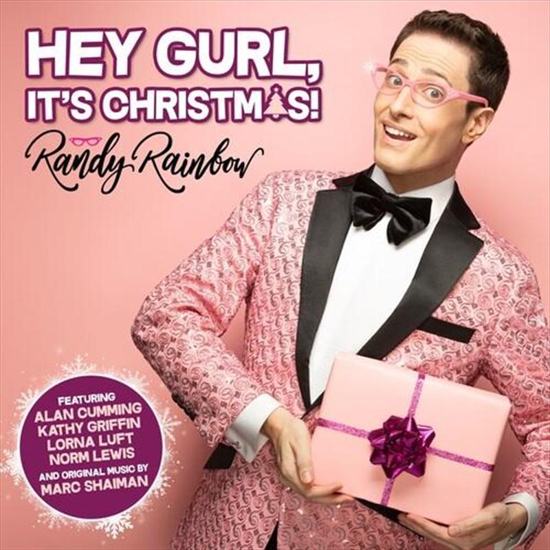 Hey Gurl It's Christmas | CD