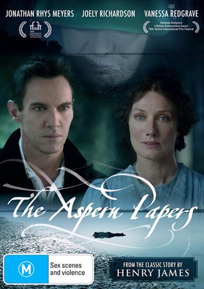 Aspern Papers, The | DVD