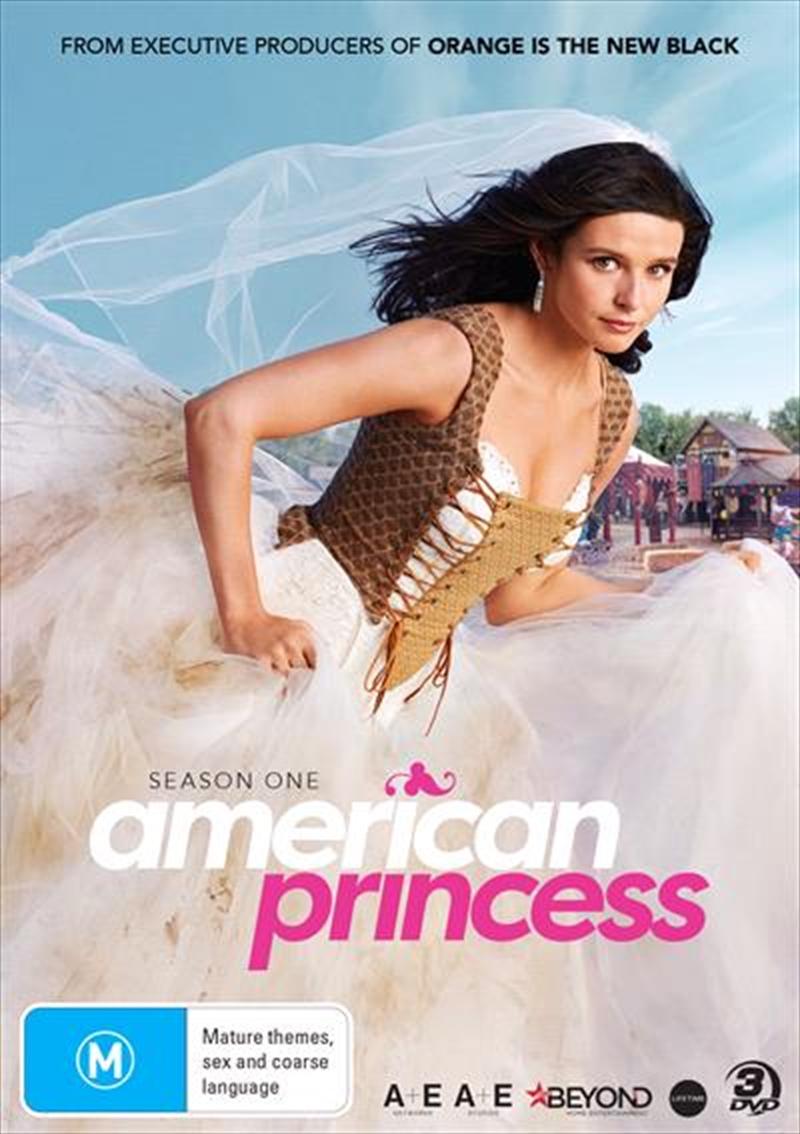American Princess - Season 1   DVD
