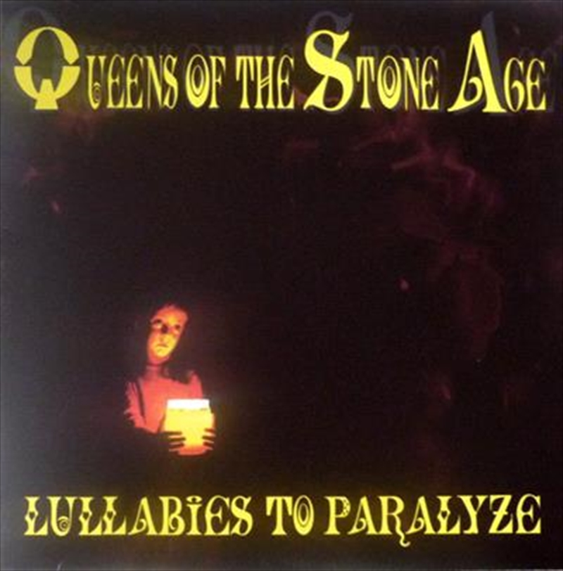 Lullabies To Paralyze   Vinyl