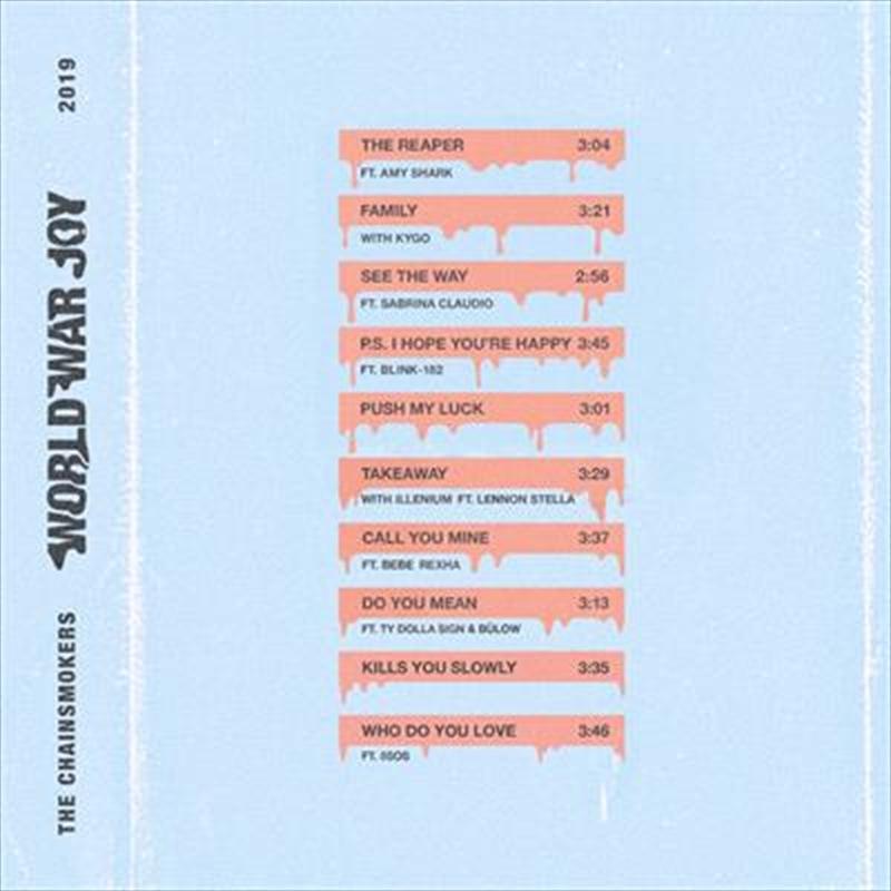 World War Joy | CD