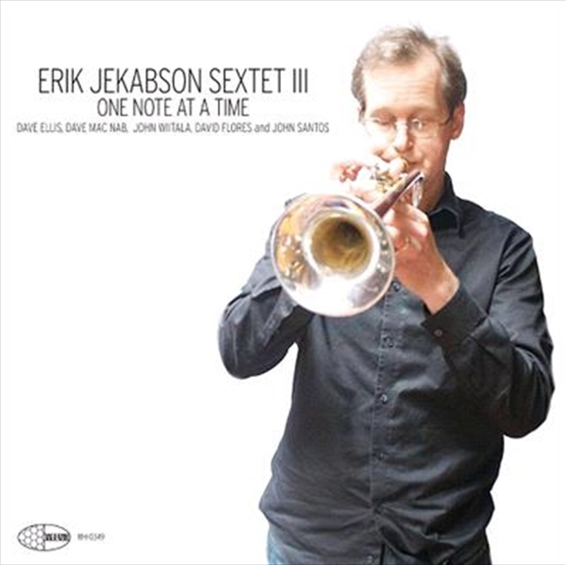 One Note At A Time   CD