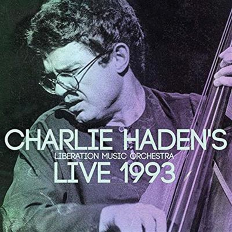 Live 1993   CD