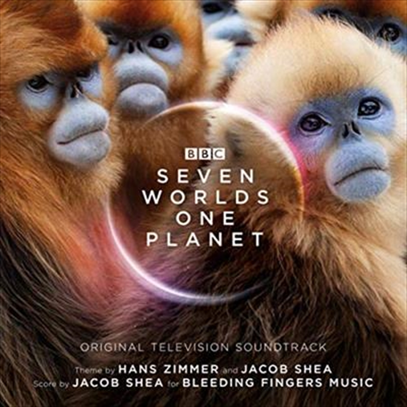 Seven Worlds One Planet | CD