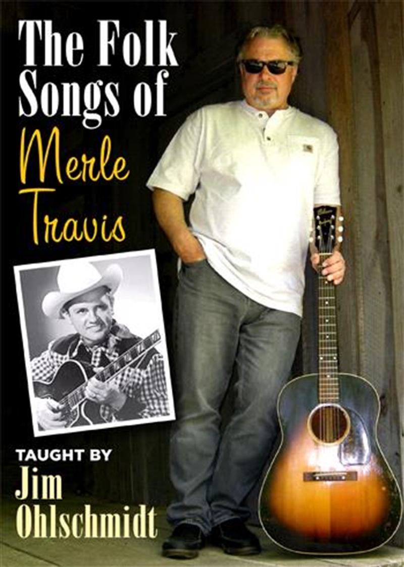 Folk Songs Of Merle Travis | DVD