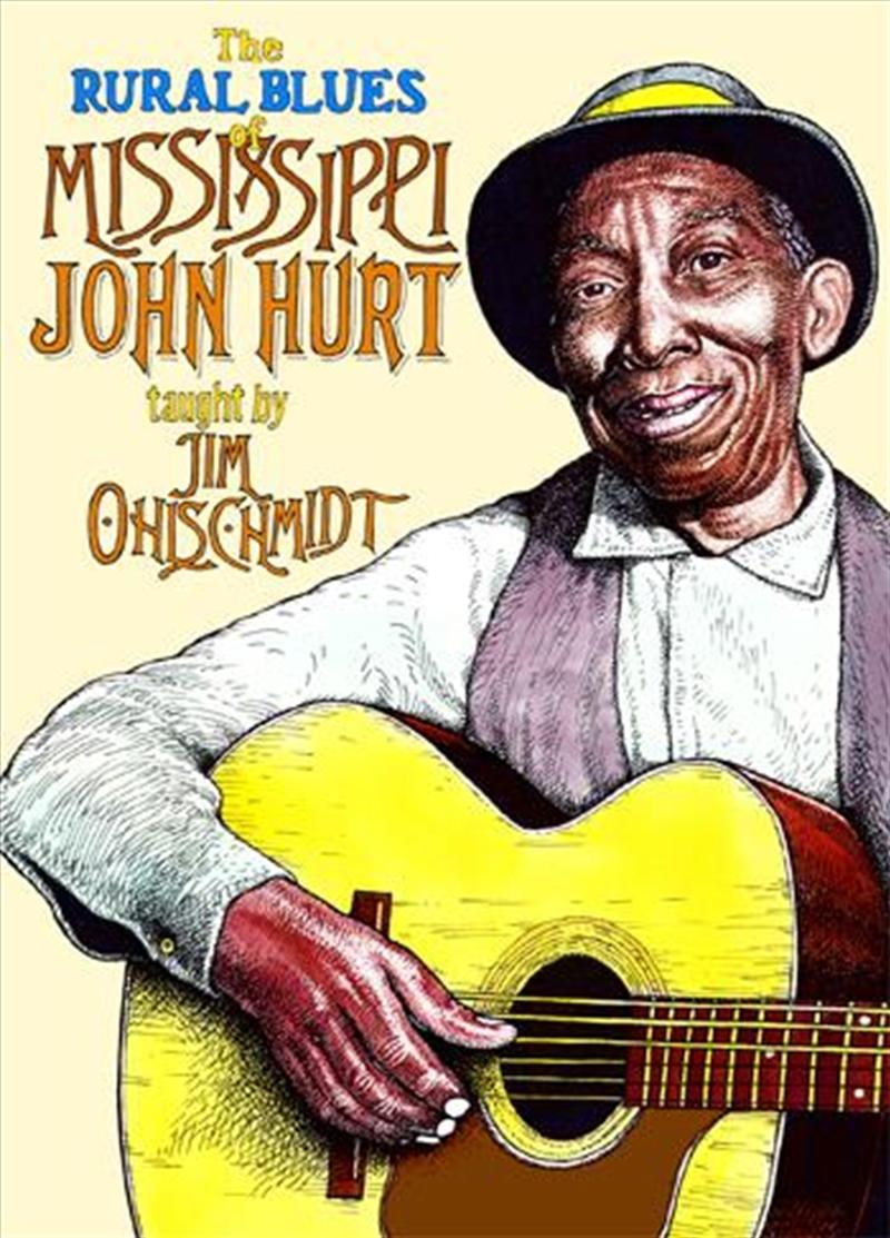 Rural Blues Of Mississippi John Hurt | DVD