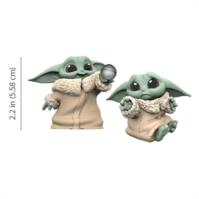 Star Wars The Bounty Collection, The Child 2.2-Inch Collectible Toys | Merchandise