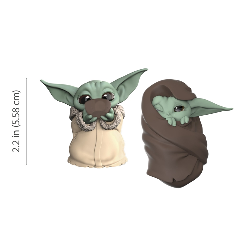 Star Wars The Bounty Collection, The Child 2.2-Inch Figures | Merchandise