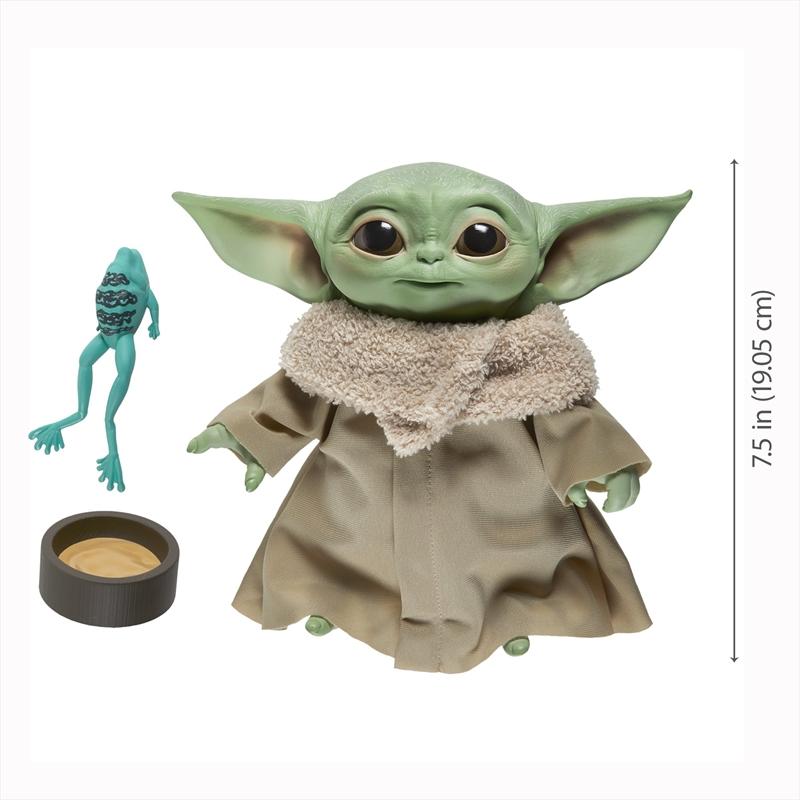 Star Wars The Child Talking Plush Toy | Toy