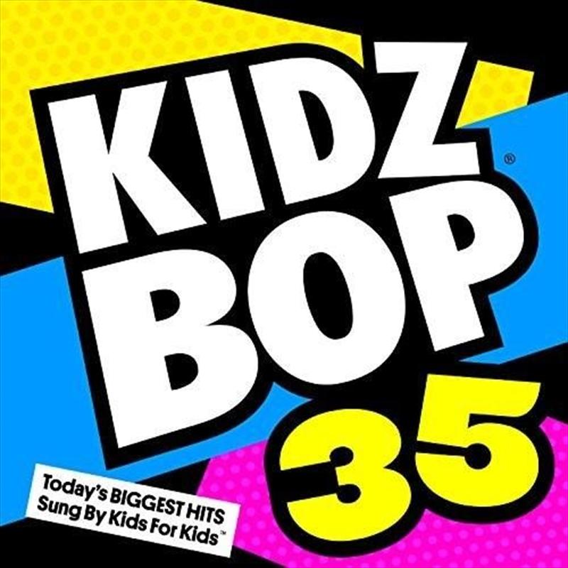 Kidz Bop 35 | CD