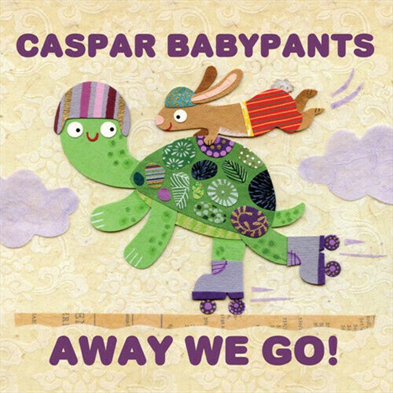 Away We Go! | CD