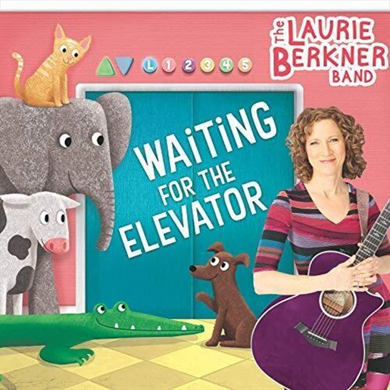 Waiting For The Elevator | CD