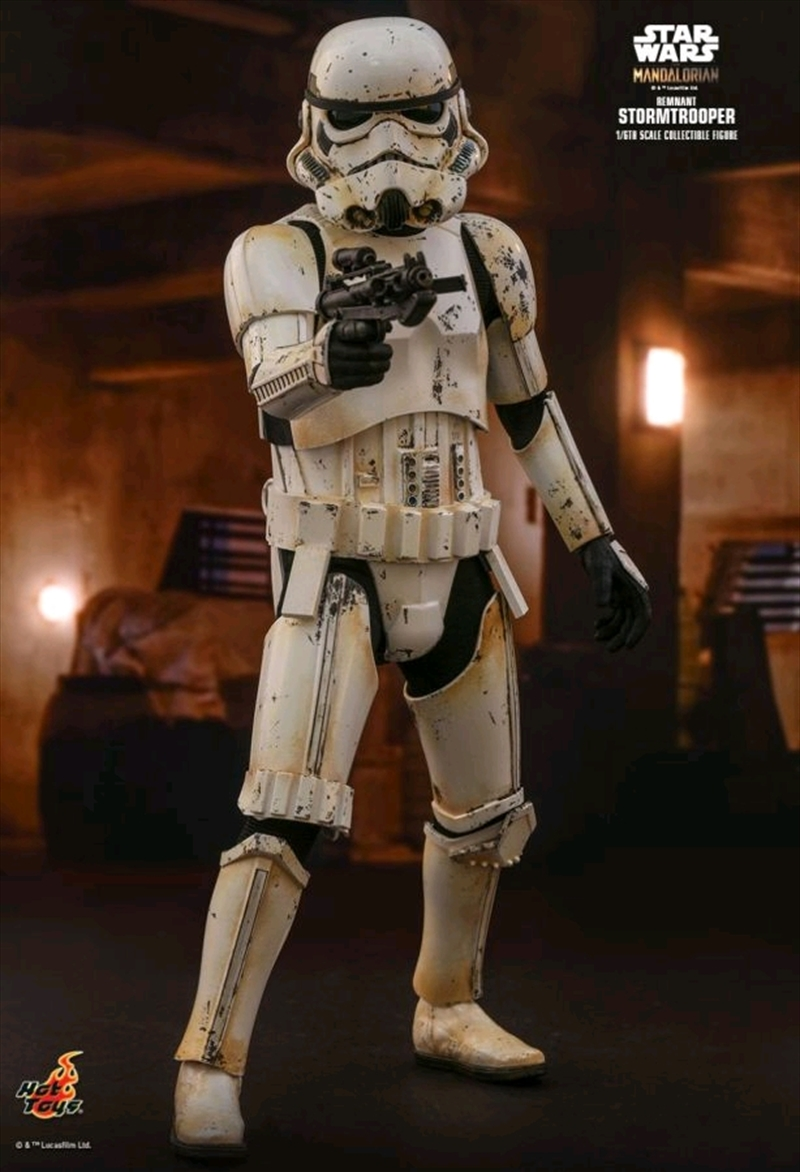 "Star Wars: The Mandalorian - Remnant Stormtrooper 1:6 Scale 12"" Action Figure 