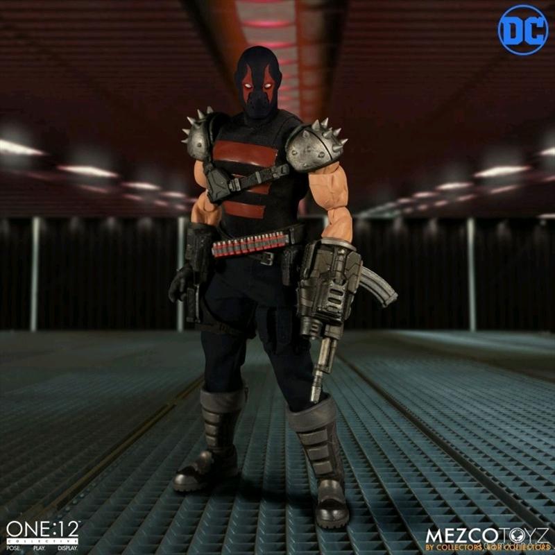 Batman - KGBeast One:12 Collective Action Figure | Merchandise