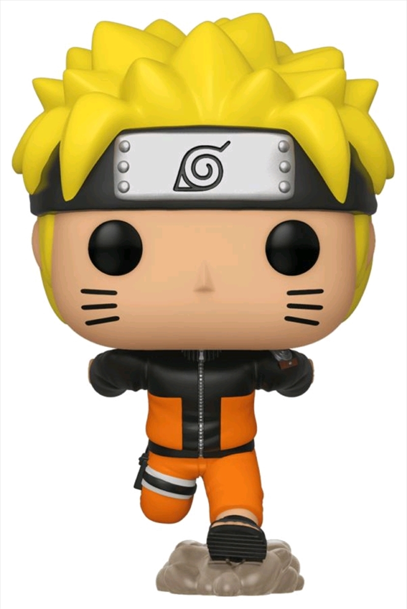 Naruto Shippuden - Naruto Running Pop! Vinyl   Pop Vinyl