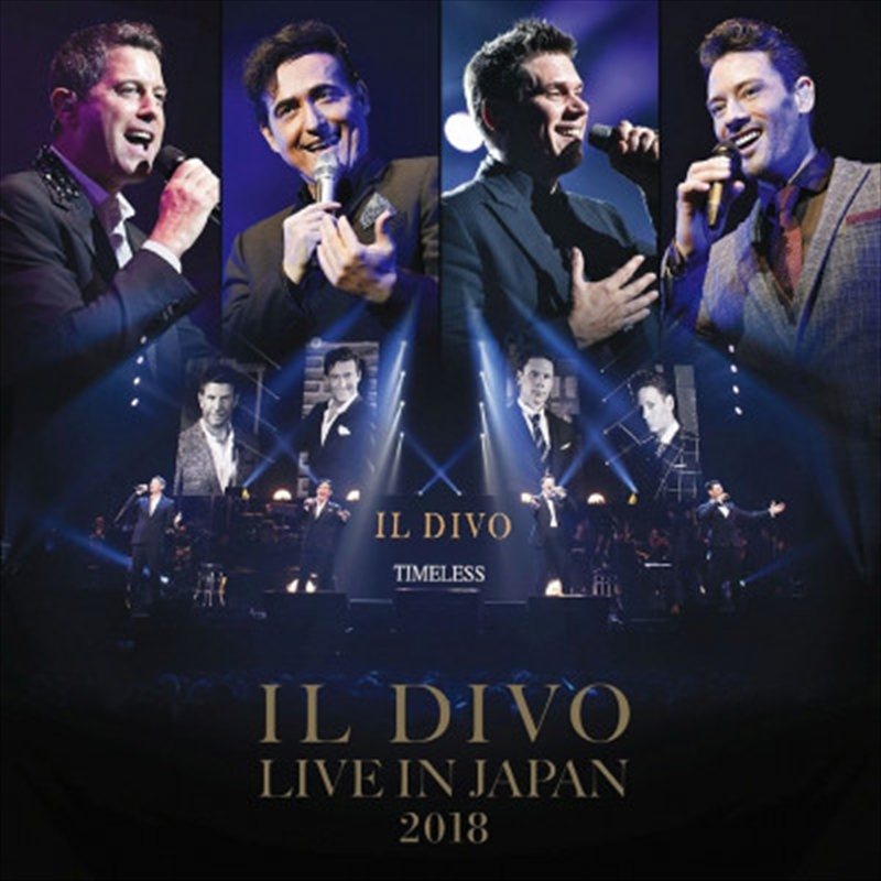 Live At The Budokan 2018 | CD