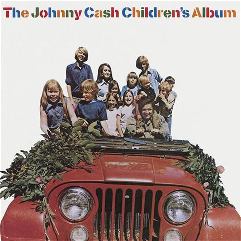 Johnny Cash Children's Album | CD