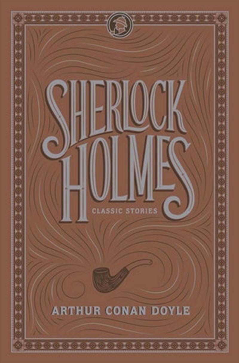 Sherlock Holmes Classic Stories - Flexi Edition   Paperback Book