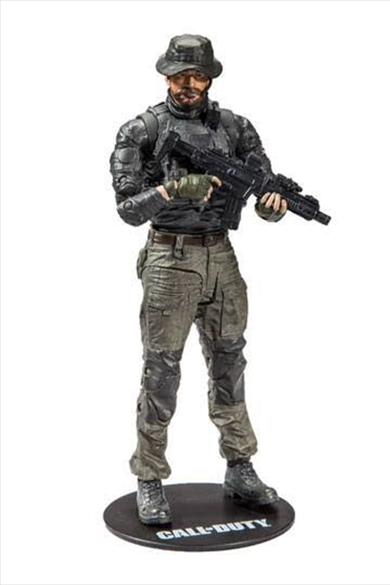 "Call of Duty - Secret Character 7"" Action Figure Exclusive 