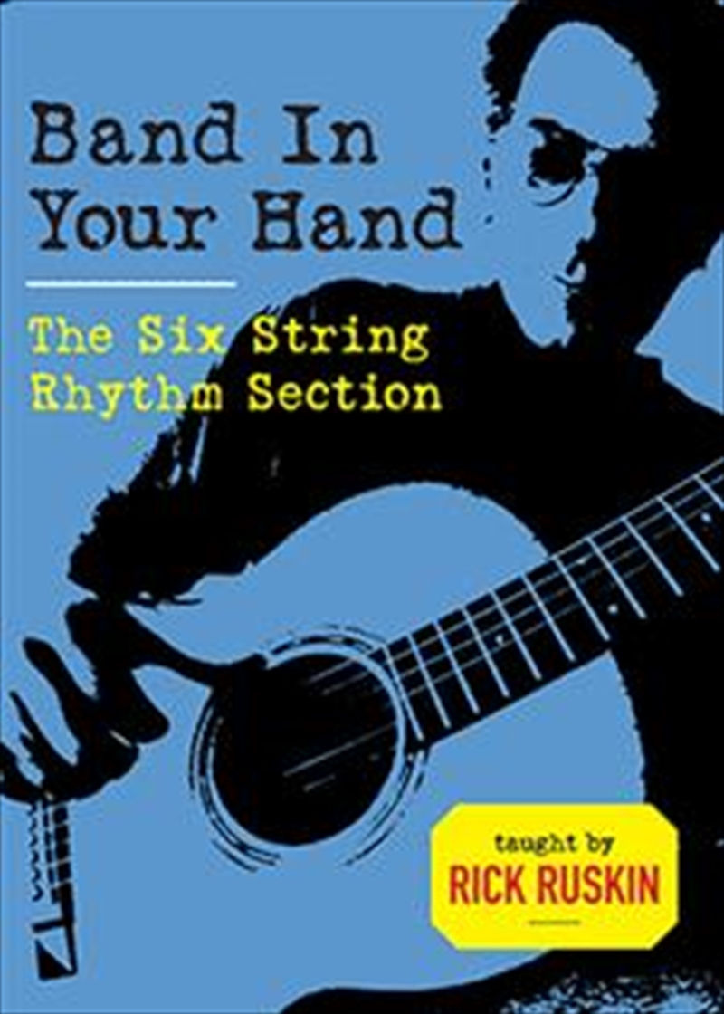 Band In Your Hand - Six String Rhythm Section   DVD