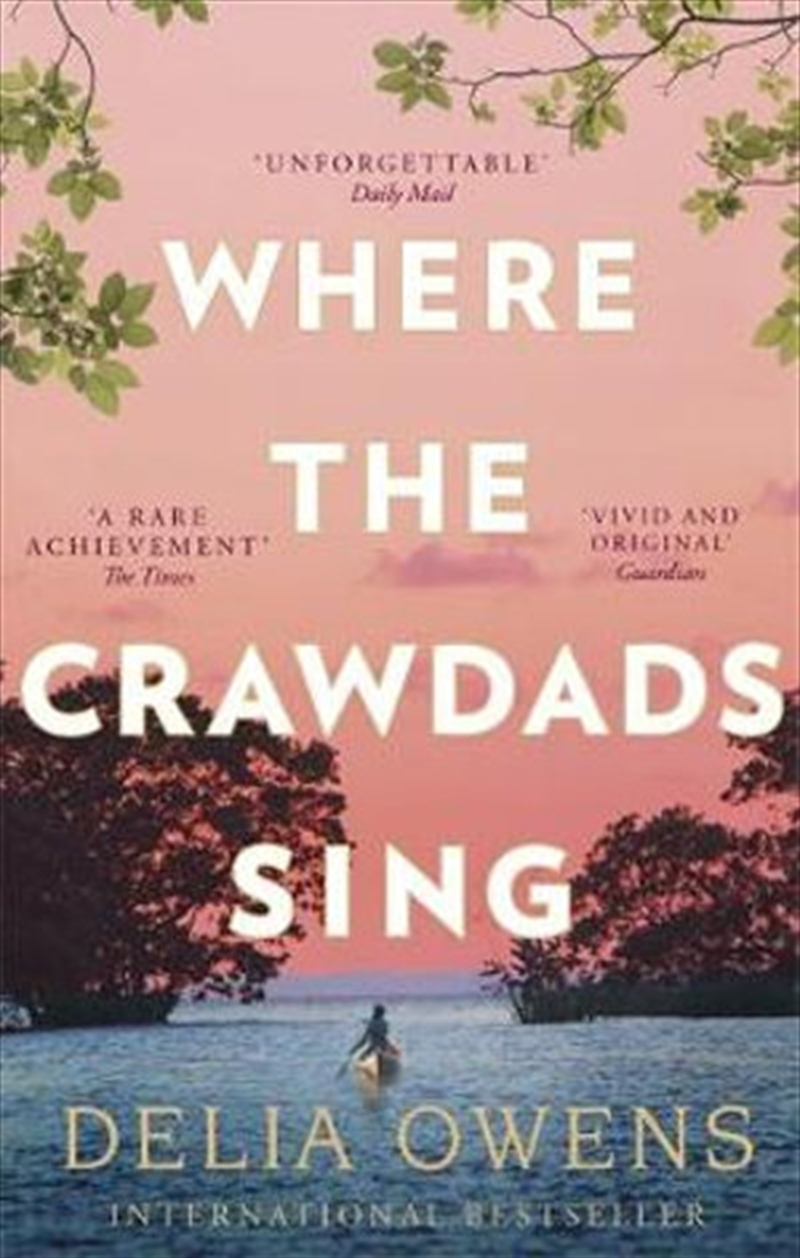 Where The Crawdads Sing | Paperback Book