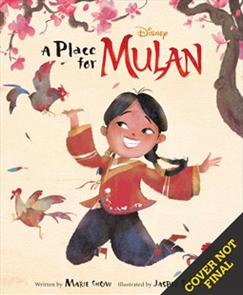 A Place For Mulan: Live Action Picture Book | Hardback Book